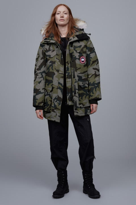 Expedition 印花派克大衣 | Canada Goose