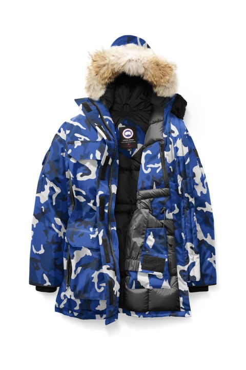 PBI Expedition 印花派克大衣 | Canada Goose