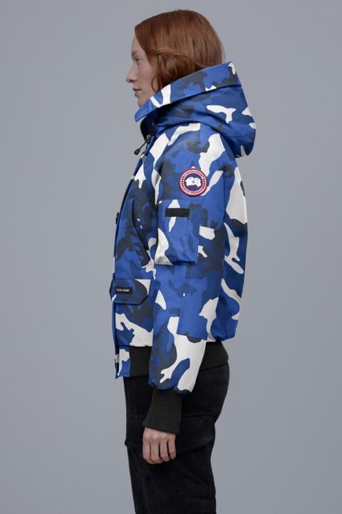 Women's PBI Chilliwack Bomberjacke Print für Damen | Canada Goose