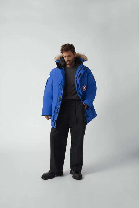 Polar Bears International PBI Expedition Parka für Herren | Canada Goose