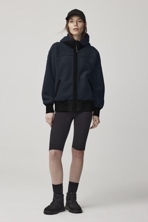 Manteau à capuchon molleton Simcoe femmes | Canada Goose