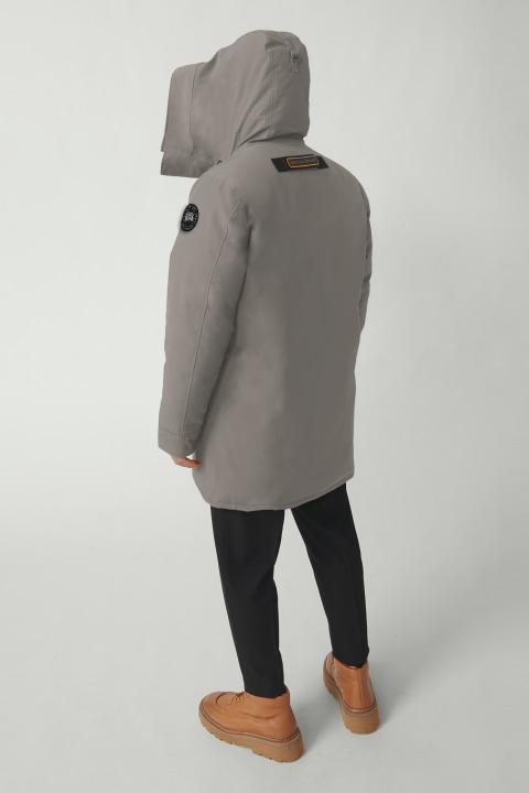 Langford 黑标派克大衣 | Canada Goose