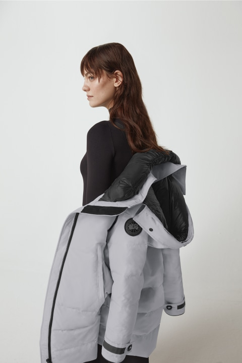 Women's Kenton Parka Black Label | Canada Goose