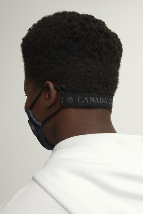 黑色圆盘口罩 | Canada Goose