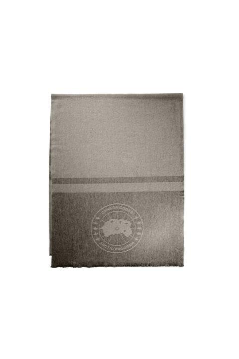 Women's Logo Blanket Scarf | Canada Goose