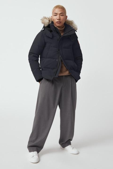 Fusion Fit 版 Wyndham 派克大衣 | Canada Goose