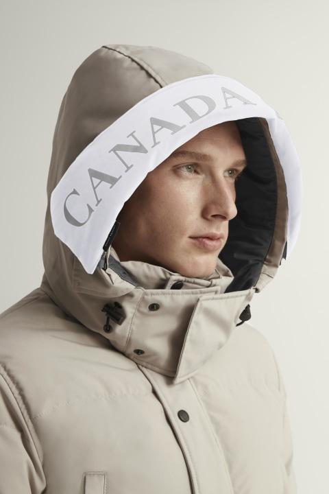 Garniture de capuchon CG réfléchissante | Canada Goose