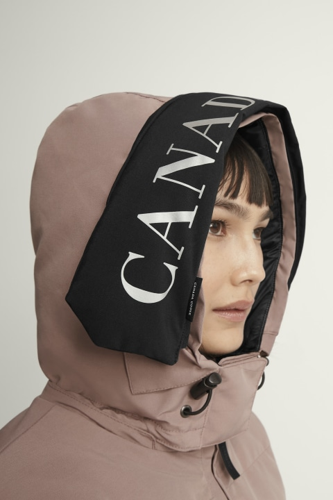 Garniture de capuche - CG Réfléchissante | Canada Goose