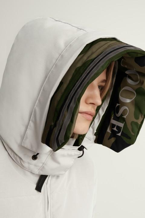 Hood Trim - CG Reflective Print | Canada Goose
