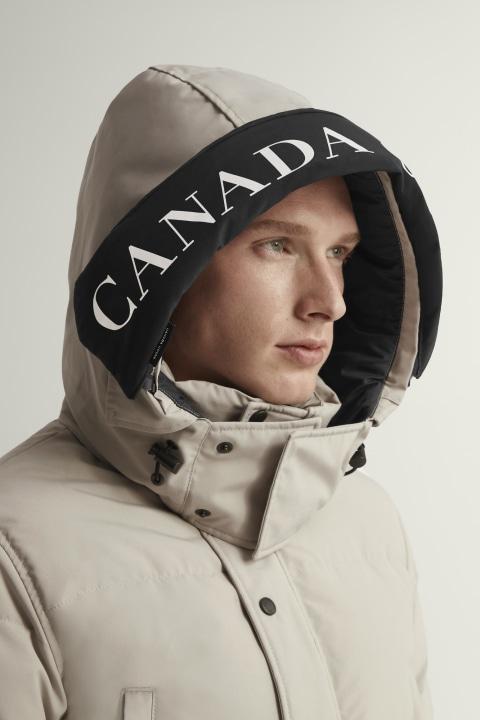 Hood Trim - CG Reflective | Canada Goose