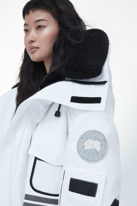 Snow Mantra Parka | juun.j FW20 Collaboration | Canada Goose
