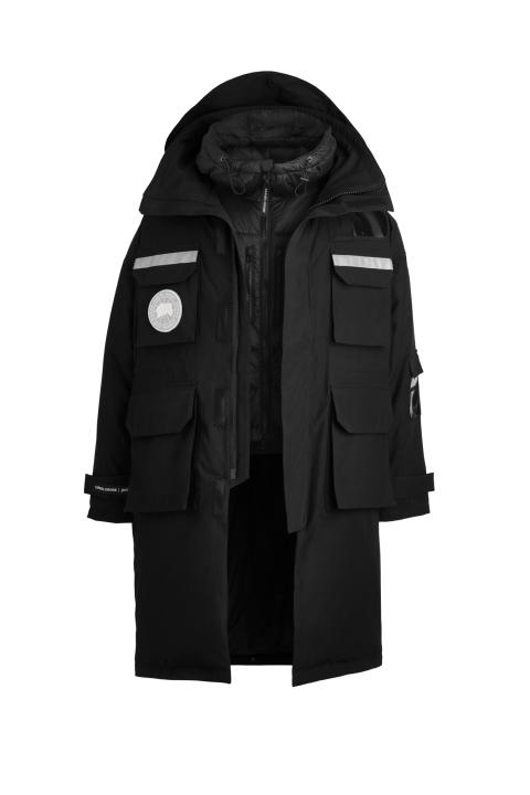Resolute 三合一派克大衣 | Juun.J FW20 合作系列 | Canada Goose