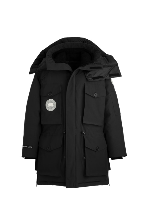 Expedition 派克大衣 | Juun.J FW20 合作系列 | Canada Goose