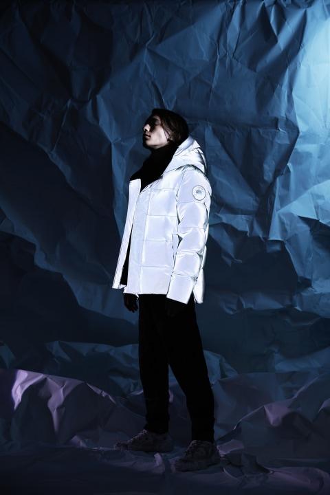 Concepts 联名款反光 Macmillan 派克大衣 | Canada Goose