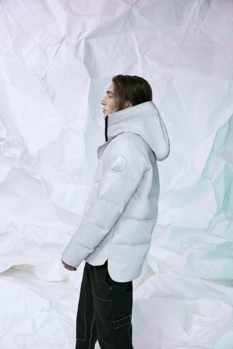 Reflective Macmillan Parka x Concepts | Canada Goose