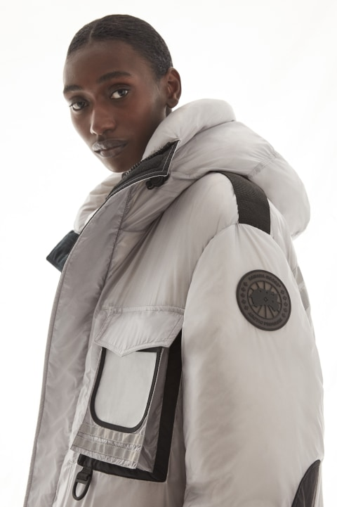 X-RAY Snow Mantra Parka | THE ICONS | Canada Goose