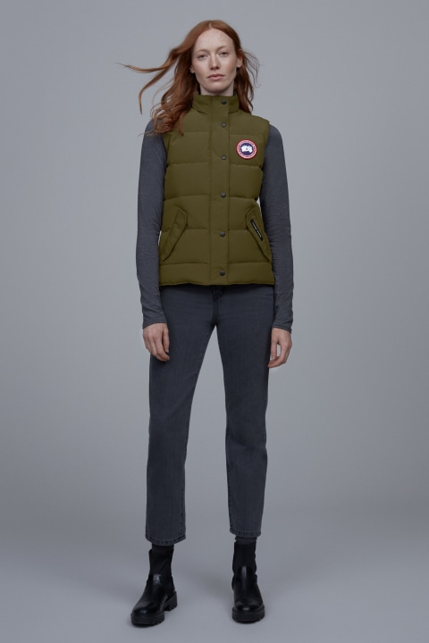 Arctic Program Freestyle 女士马甲 | Canada Goose