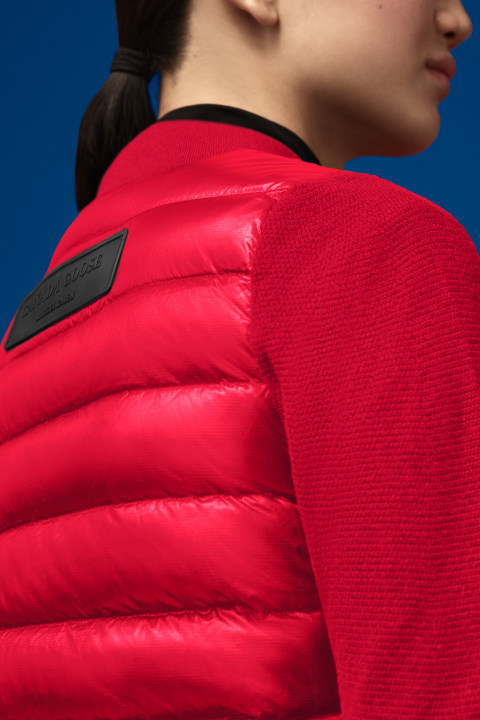 Women's Hybridge Knit Jacket For Angel Chen | Canada Goose