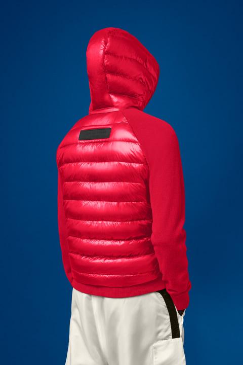 Men's Hybridge Knit Hoody For Angel Chen | Canada Goose