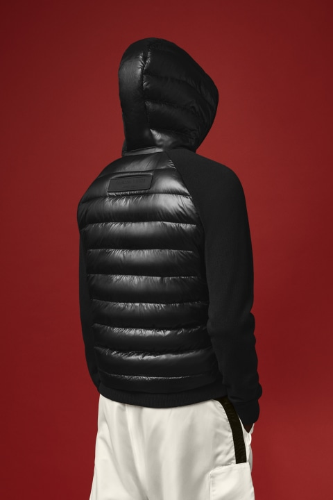 Men's Hybridge Knit Hoody For Angel Chen | Canada Goose