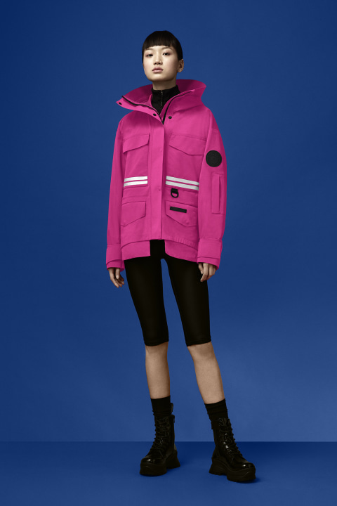 Women's Mordaga Rain Jacket For Angel Chen | Canada Goose