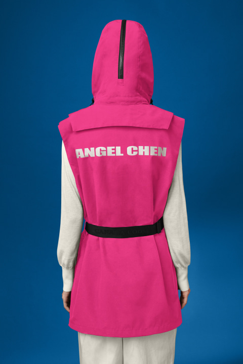 Women's Chaka Vest For Angel Chen | Canada Goose