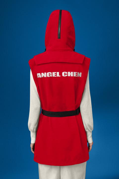 Angel Chen 联名款女士 Chaka 马甲 | Canada Goose