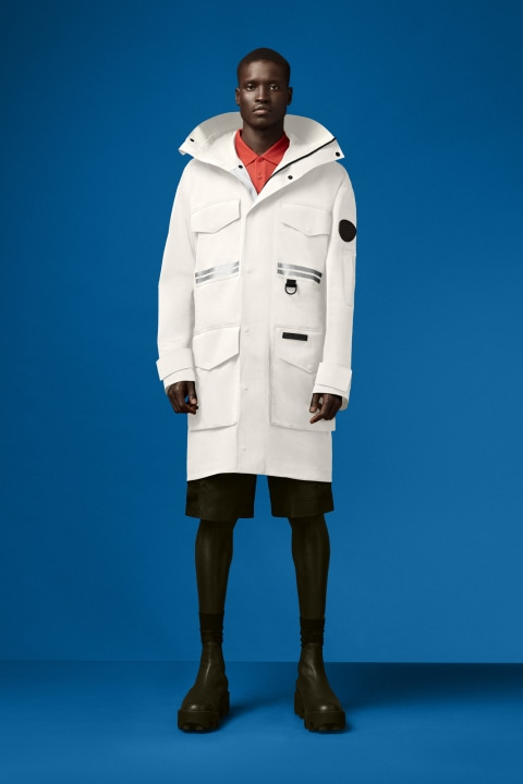 Men's Mogan Rain Jacket For Angel Chen | Canada Goose