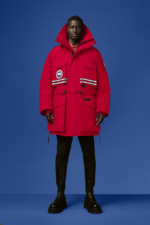 Men's Convertible Snow Mantra For Angel Chen | Canada Goose
