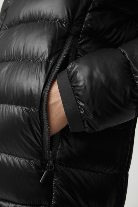 Men's Crofton Down Jacket Black Label | Canada Goose