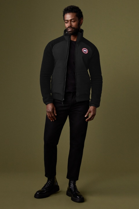 Grafton Reversible Fleece Jacket | Canada Goose