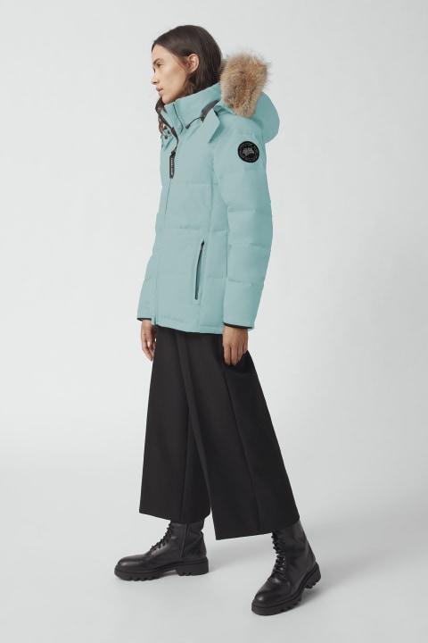 Chelsea 黑标派克大衣 | Canada Goose