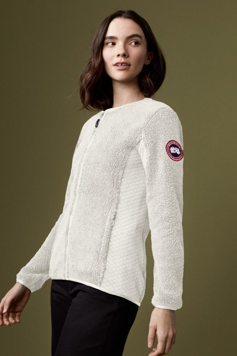 Saquaney Fleece Jacket | Canada Goose