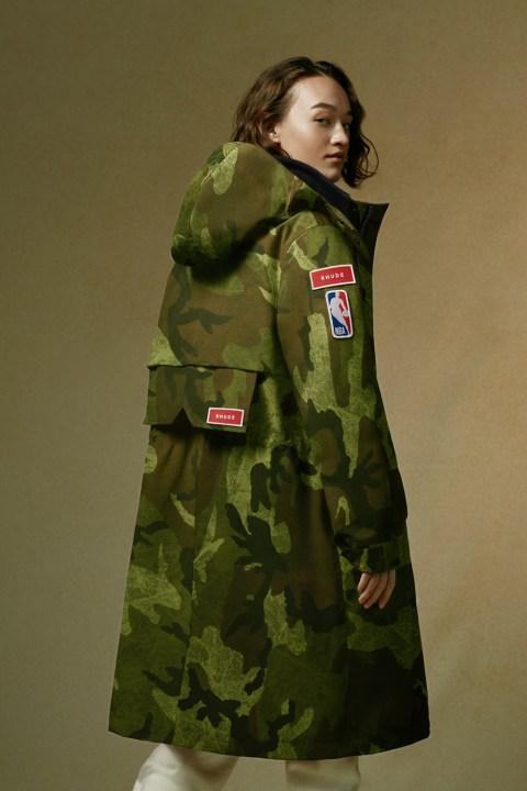 Portage Jacket x RHUDE | Canada Goose