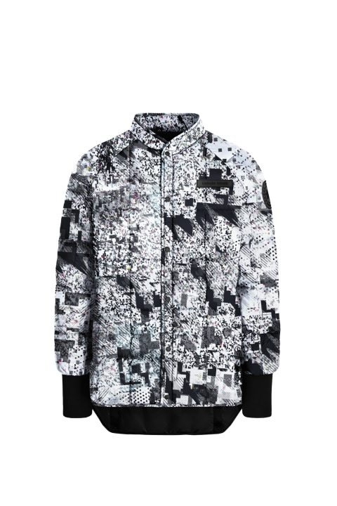 Men's Hexode Down Jacket - Print | THE ICONS | Canada Goose