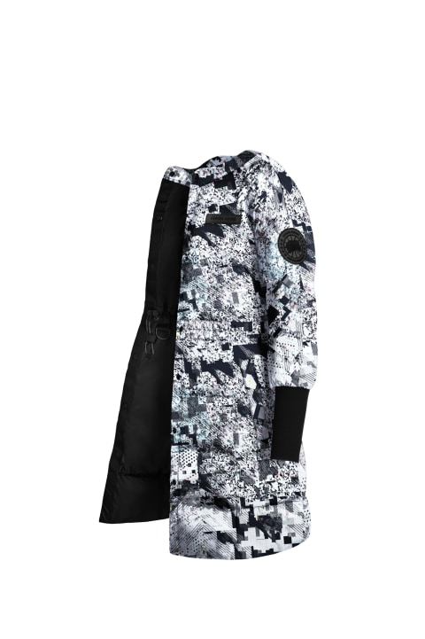 Women's Metron Down Jacket - Print | THE ICONS | Canada Goose