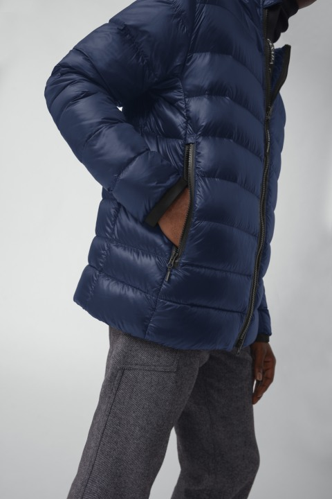 Men's Crofton Down Hoody Black Label | Canada Goose