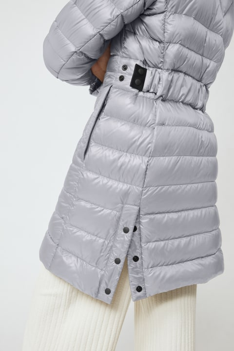 Women's Cypress Hooded Down Jacket Black Label | Canada Goose