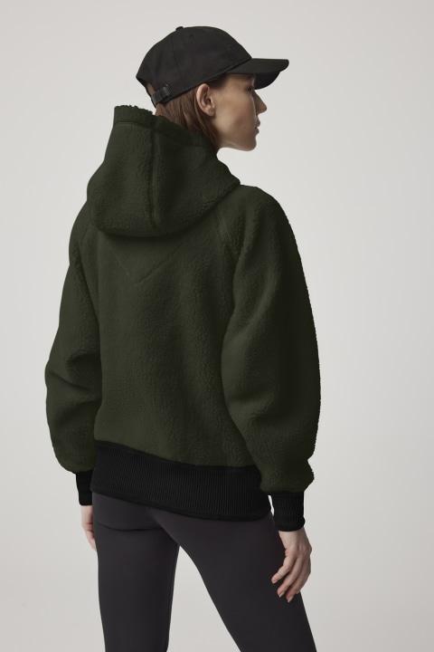 女士 Simcoe 羊毛连帽衫 | Canada Goose