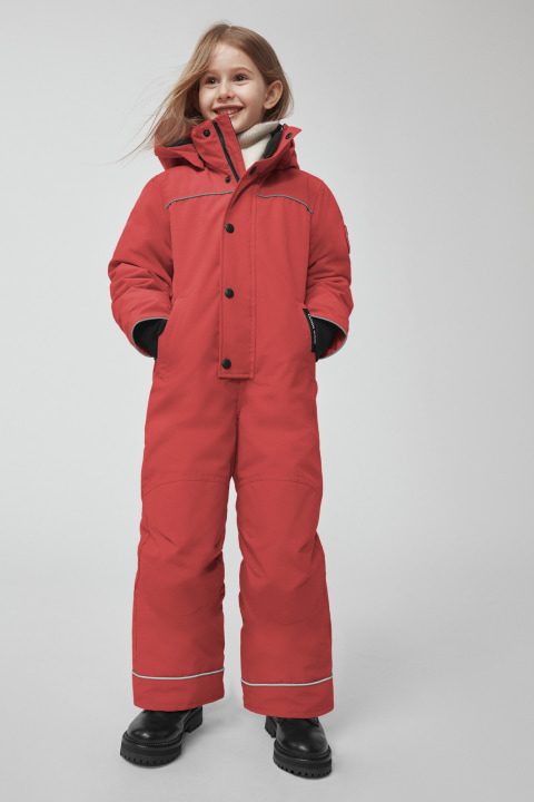 Kids' Grizzly Snowsuit | Canada Goose