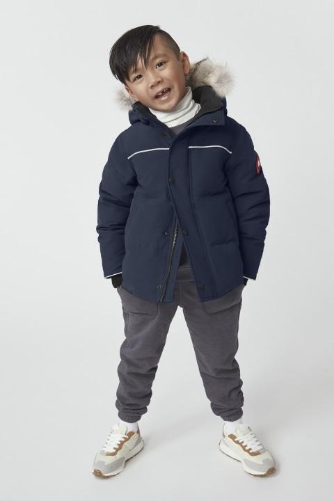 Snowy Owl 派克大衣 | Canada Goose