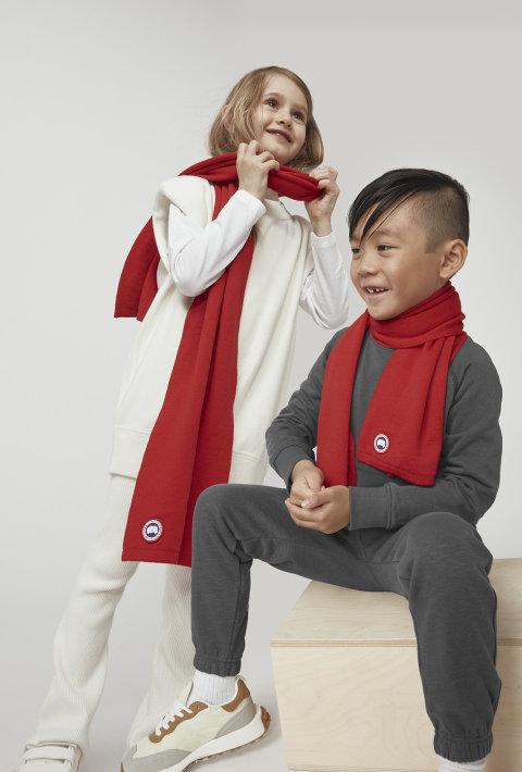 美利奴羊毛围巾 | Canada Goose