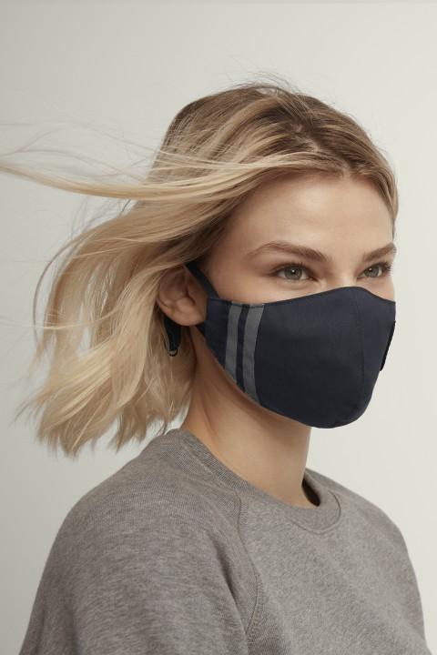 Masque facial avec écusson noir | Canada Goose