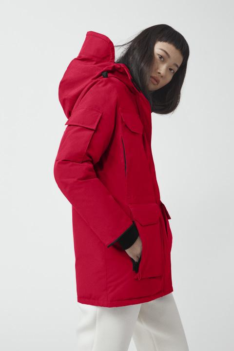 Parka Expedition taglia Fusion da donna | Canada Goose