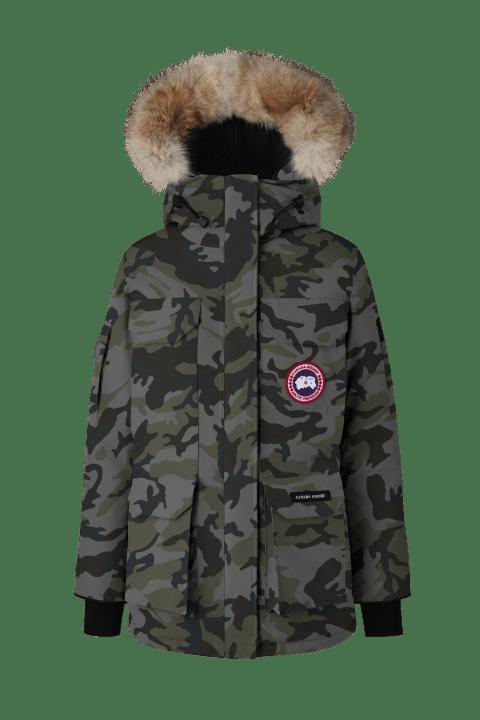 Imprimé  Parka Expedition Coupe Fusion pour femmes | Canada Goose