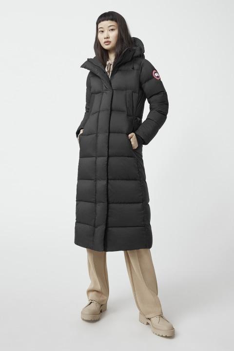 Fusion Fit 版 Alliston 派克大衣 | Canada Goose