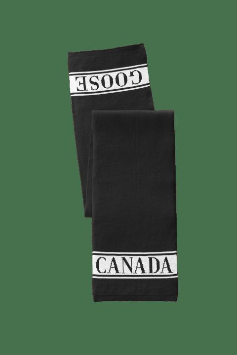 Kids Merino Logo Scarf | Canada Goose