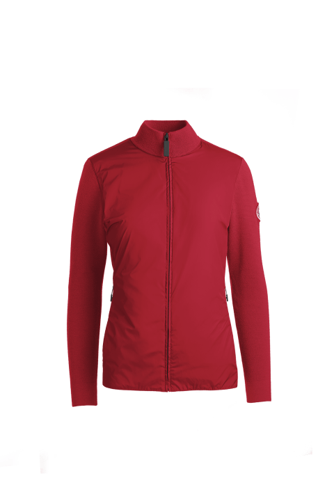 Women's WindBridge Full Zip Sweater | Canada Goose