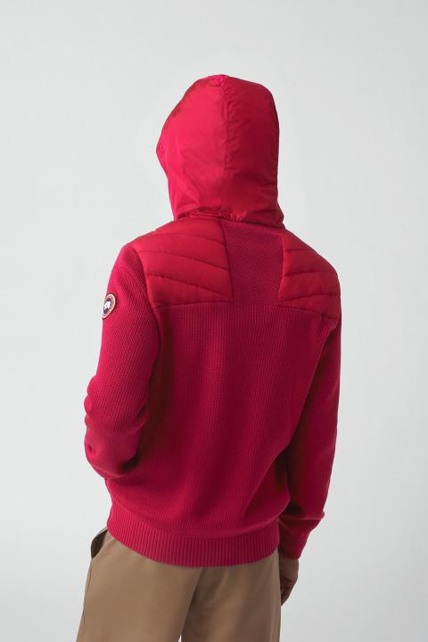 HyBridge 针织连帽衫 | Canada Goose