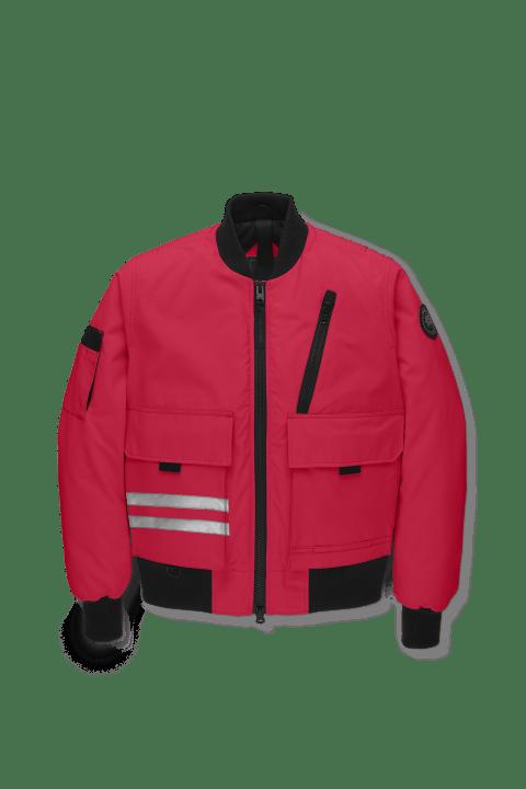 Men's Kirkfield Bomber Black Label | Canada Goose